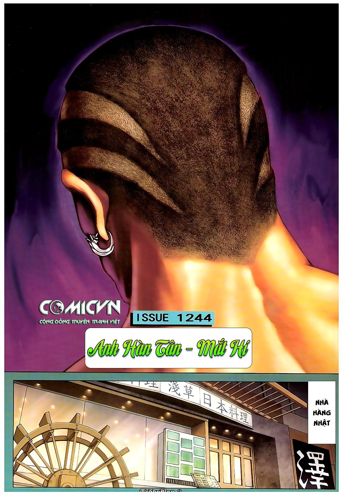 Người Trong Giang Hồ - Chapter 1244: Mắt Hí - Pic 2