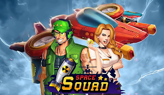 game android space sauad