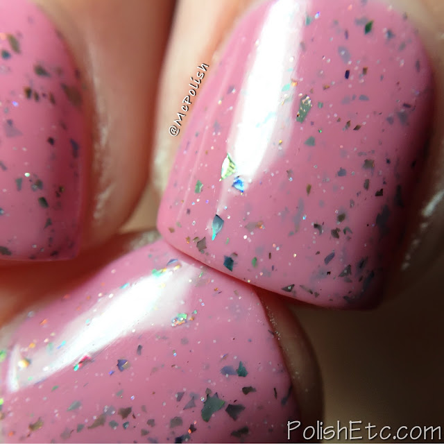 Ellagee - Three Years of Sparkle Collection - McPolish - Drunk on the Good Life