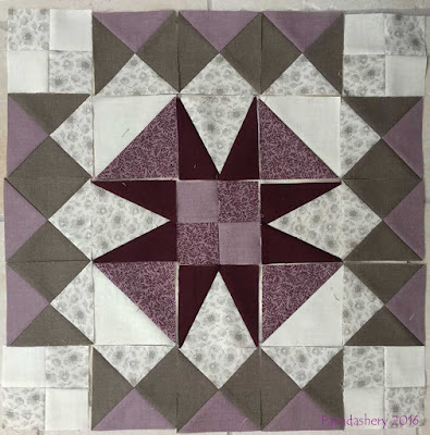 Part 6 - En Provence, 2016 Bonnie Hunter Mystery Quilt