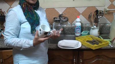 طرق تنظيف المطبخ