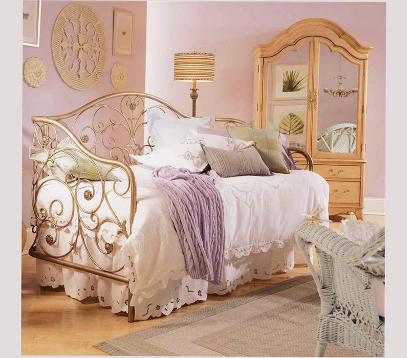 Vintage bedroom ideas for small room or extensive room for Retro bedroom designs