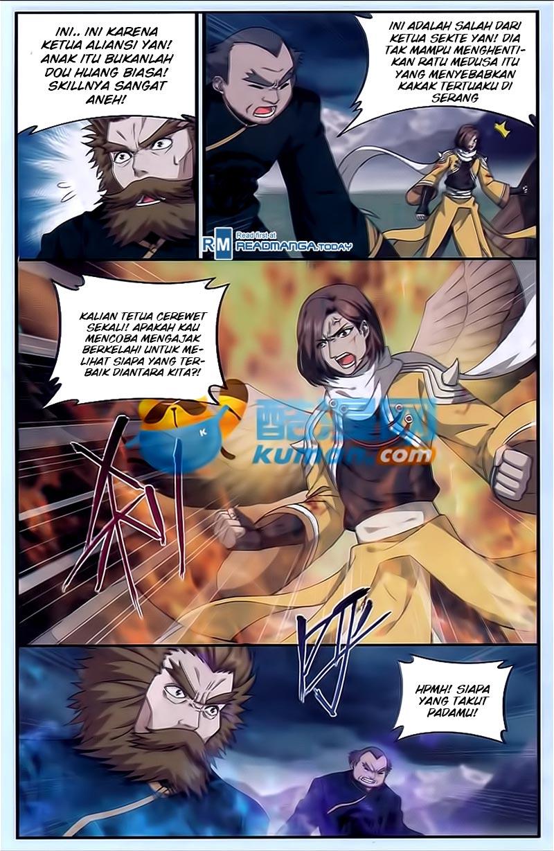 Battle Through the Heavens Chapter 178-32