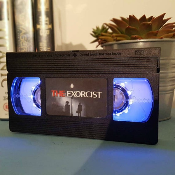 the exorcist vhs