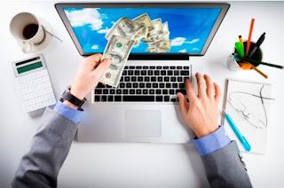 Bisnis, Info, Promosi, Online