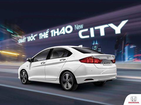 Chế độ lái thể thao của Honda City