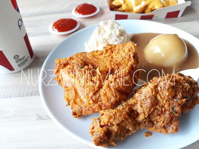 KFC Golden Egg Crunch