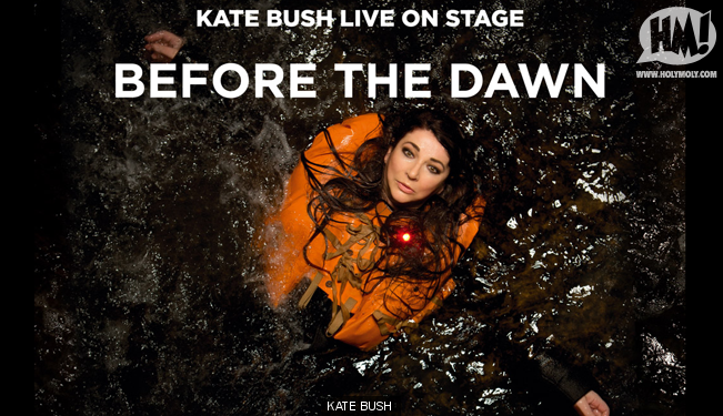 The New Felpin's Pond: Kate Bush Live -Before The Dawn (updated)
