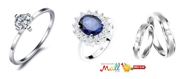 model cincin tunangan wanita