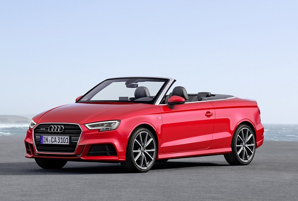 Audi present el nuevo restyling del a3 monkey motor for Audi a3 restyling 2017