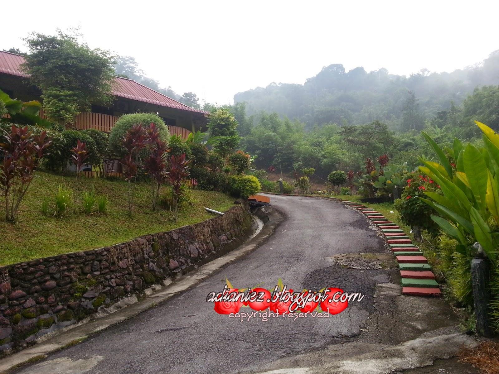 Agrotek Garden Resort, Ulu Langat, Selangor