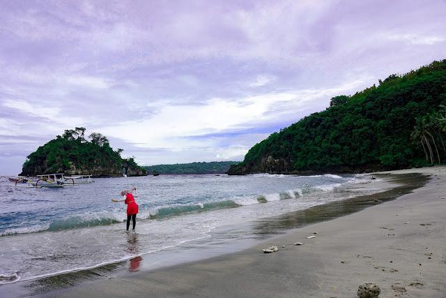 Tempat snorkeling di Nusa Penida