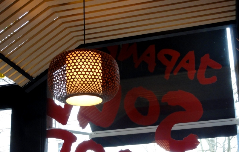 Takumi Düsseldorf Rotterdam interior lamp