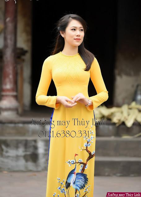 may áo dài đẹp tại Đống Đa- Hà Nội
