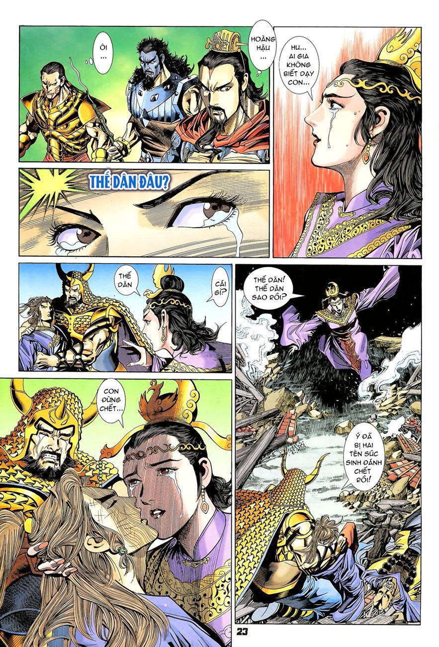 Đại Đường Uy Long chapter 80 trang 24