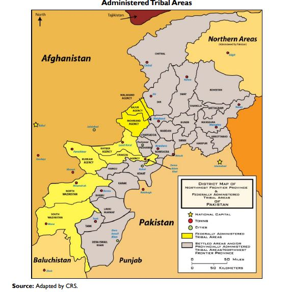 THINK TANK | Abridged Report on Pakistan-U.S. Relations: Issues for the 114th Congress by CRS