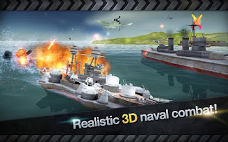 WARSHIP BATTLE: 3D World War II v2.1.3 Hack Mod Apk Download