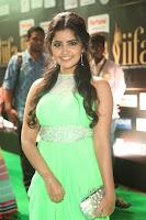 Anupama Parameshwaran cute beauty in Neon Green gown at IIFA Utsavam Awards 2017  Day 2  HD Exclusive 07.JPG