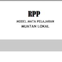 Contoh RPP Mulok SD Plus Silabus