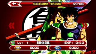 SAIUU!! INCRÍVEL (MOD) DRAGON BALL TAP BATTLE PARA CELULARES ANDROID COM 86 PERSONAGENS + DOWNLOAD