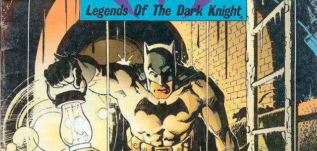 Knightfall - Leyendas de Batman - Veneno comic