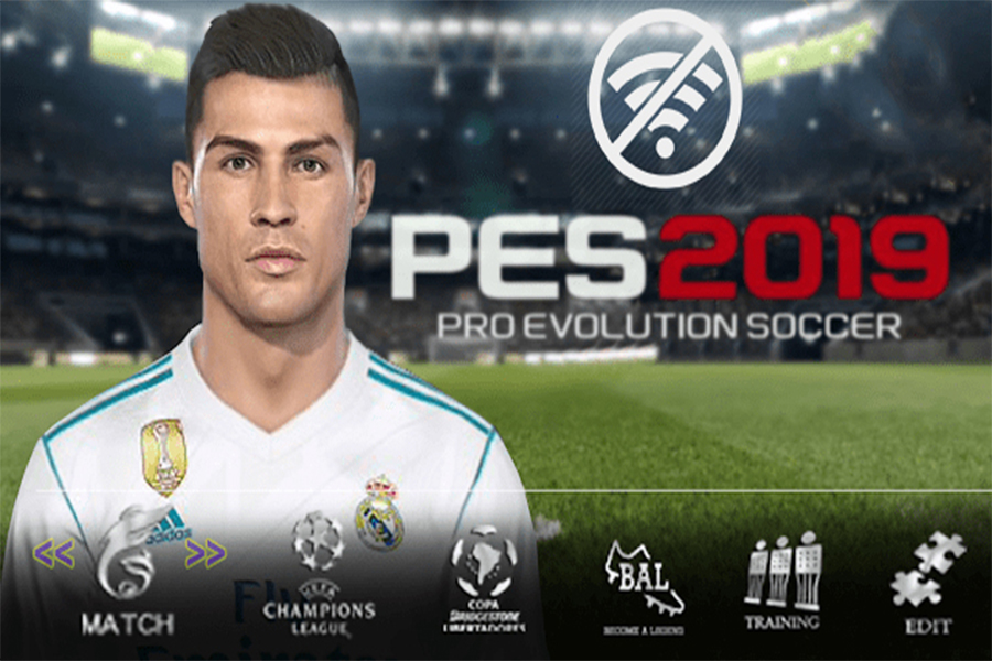 Download PES 19 PPSSPP Android 250 MB New Kits & Transfer