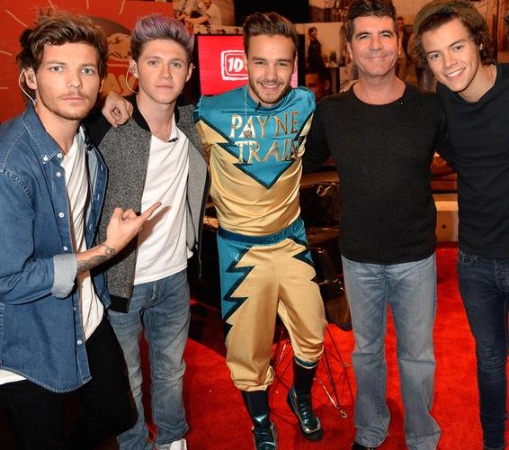 Simon Cowell habla sobre el futuro de One Direction y no es muy alentador.