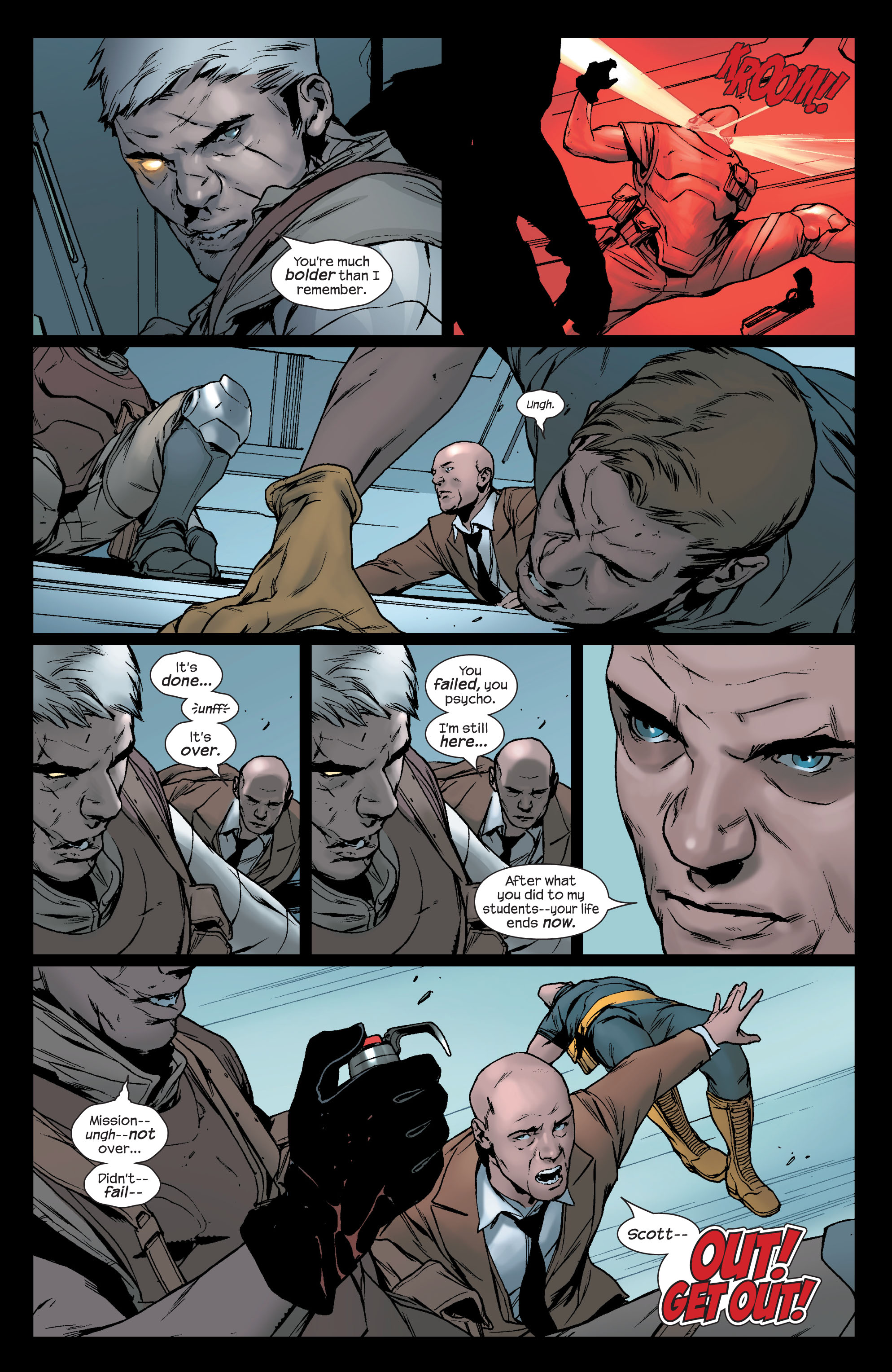 Read online Ultimate X-Men comic -  Issue #78 - 15