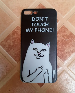 casing dont touch my phone