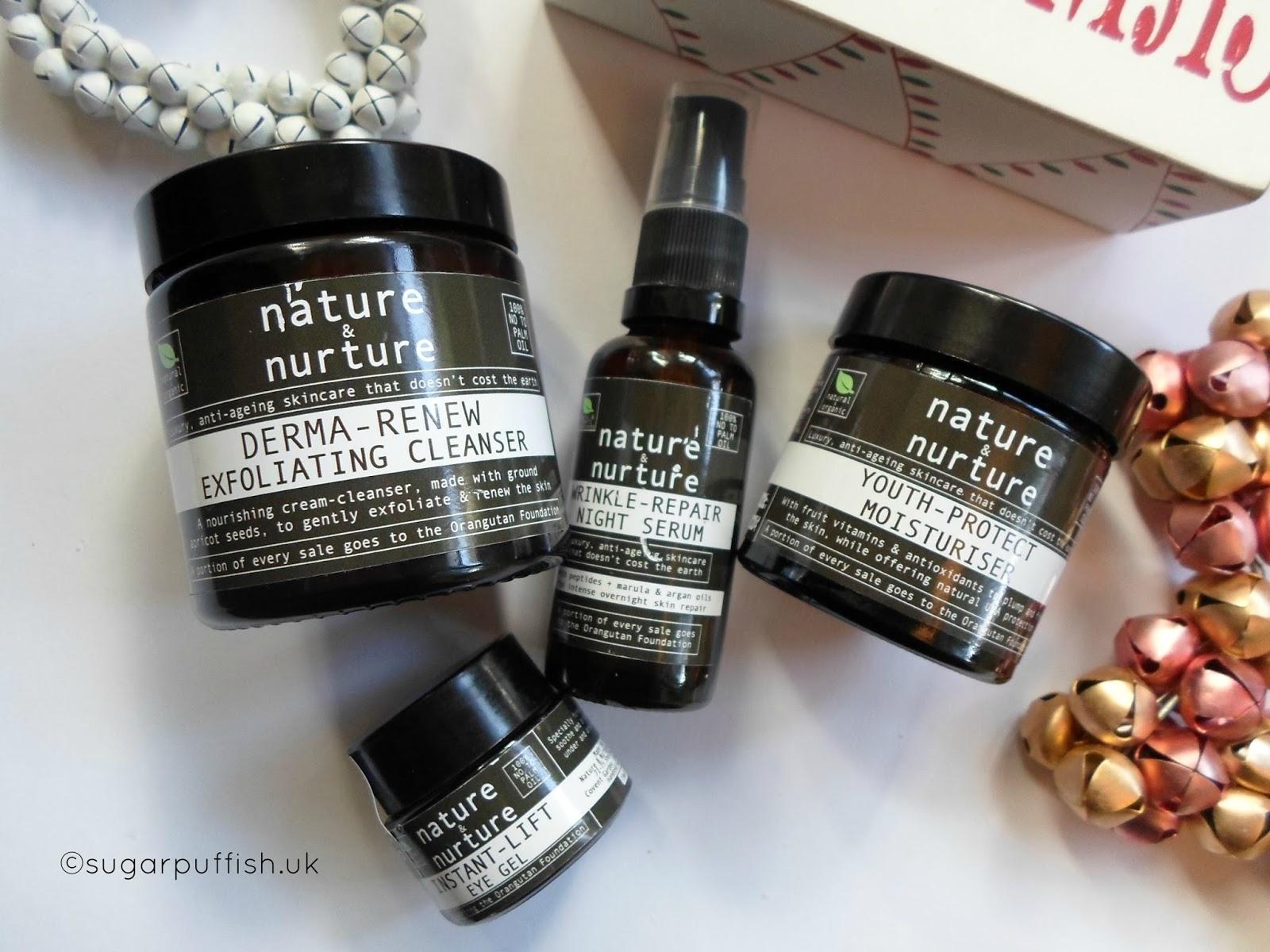 Nature & Nurture Vegan Skincare