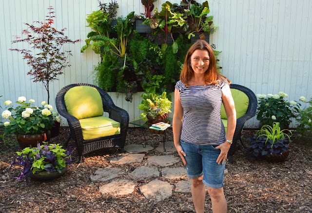 Necessity is the mother of invention: an #interview with the #suburban #gardening extraordinaire @shawnacoronado! Find out what inspired her to #garden, how she manages to do her passion with #chronicillness, and more.