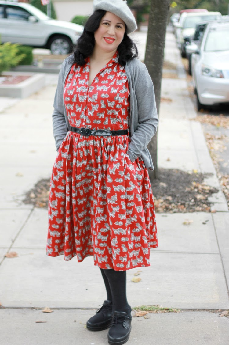 A Vintage Nerd 1960s Retro Fashion Inspiration Bernie Dexter Dress