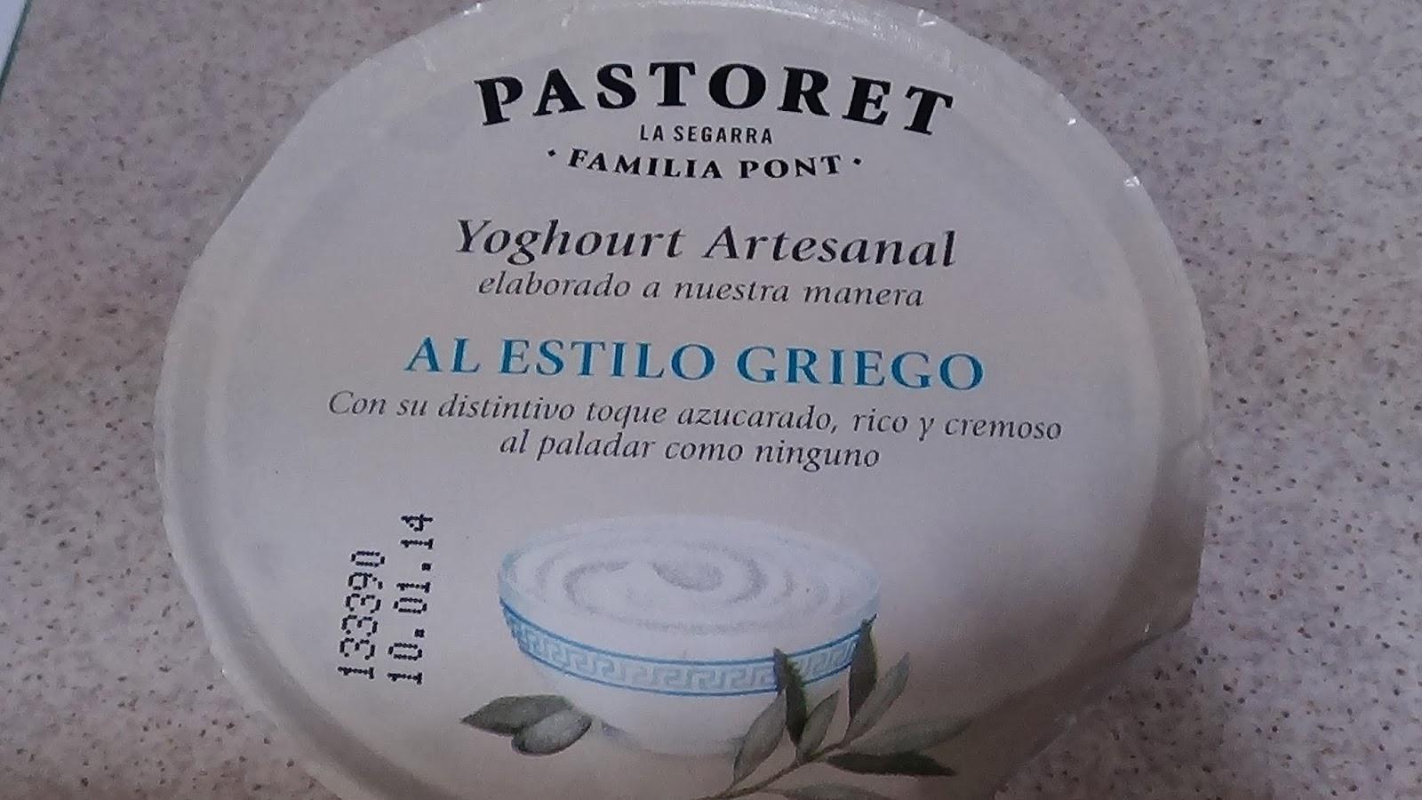 Yoghourt artesanal Pastoret