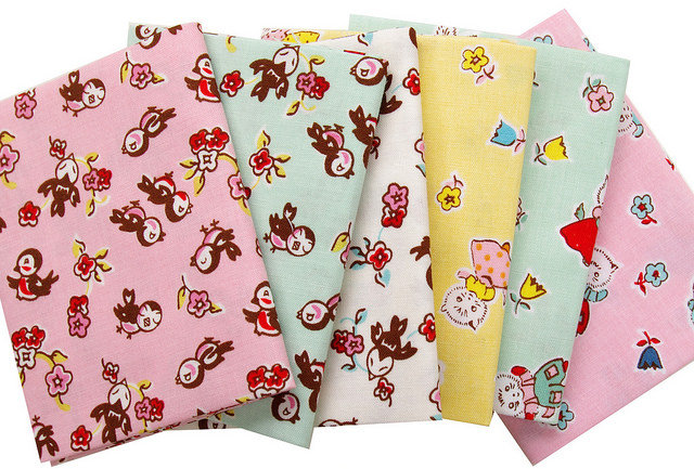Milk, Sugar and Flower by Elea Lutz for Penny Rose Fabrics   Red Pepper Quilts