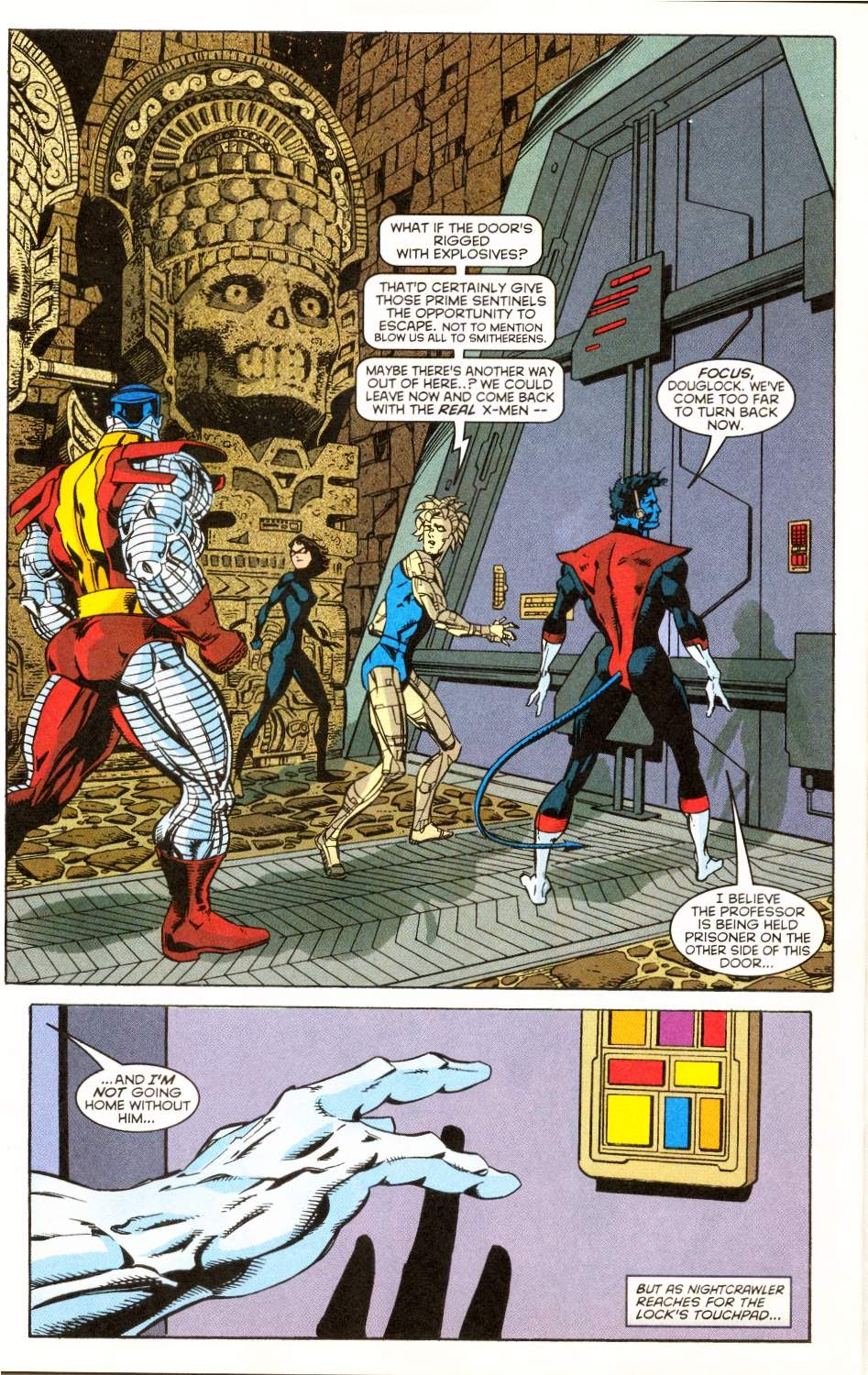 Excalibur (1988) issue 122 - Page 20