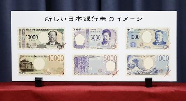 Jepang Segera Ubah Desain Tiga Nominal Uang Kertas Dengan Menambahkan Teknologi Hologram 3D