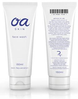 Beauty Review - Oa Skin Range