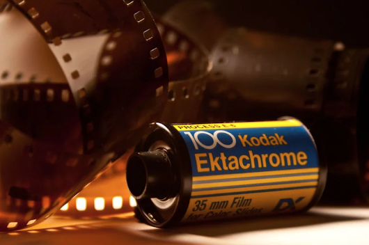 Ektachrome will be launched to the commercial market before April