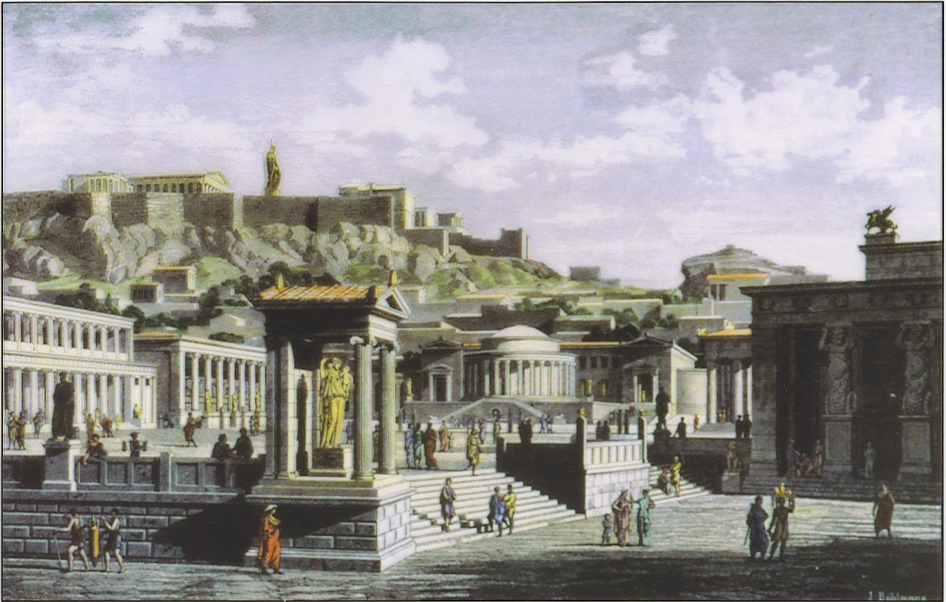 Ancient Agora | Out and About Global