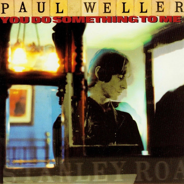 Music Television featuring the Paul Weller music video for song title You Do Something To Me