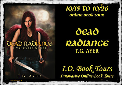 Blog Tour: Dead Radiance by T.G. Ayer *Review*