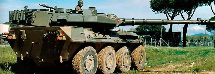 колісні танки