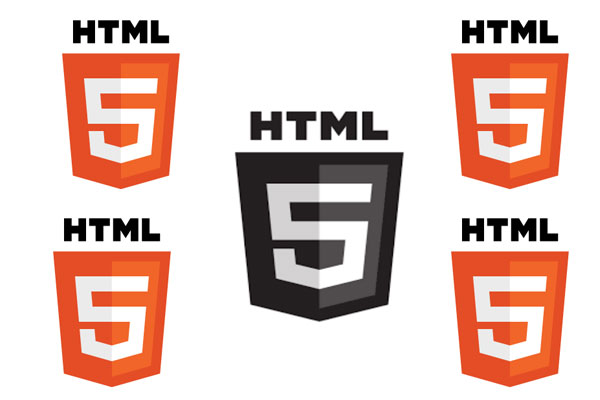 Pengertian HTML, logo HTML