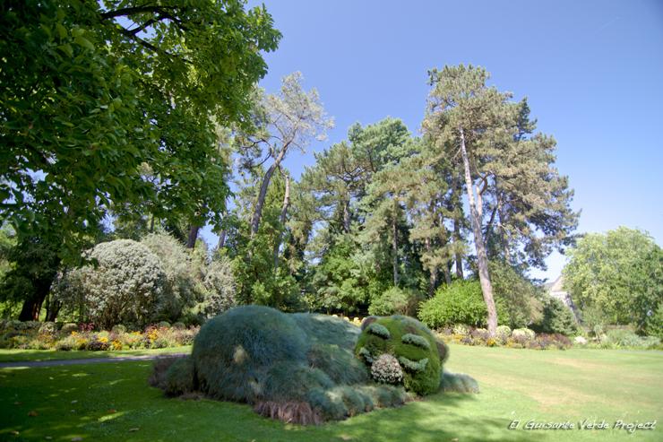 Jardin des Plantes - Nantes, por El Guisante Verde Project