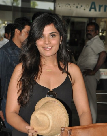 Richa Chadda returns from Goa