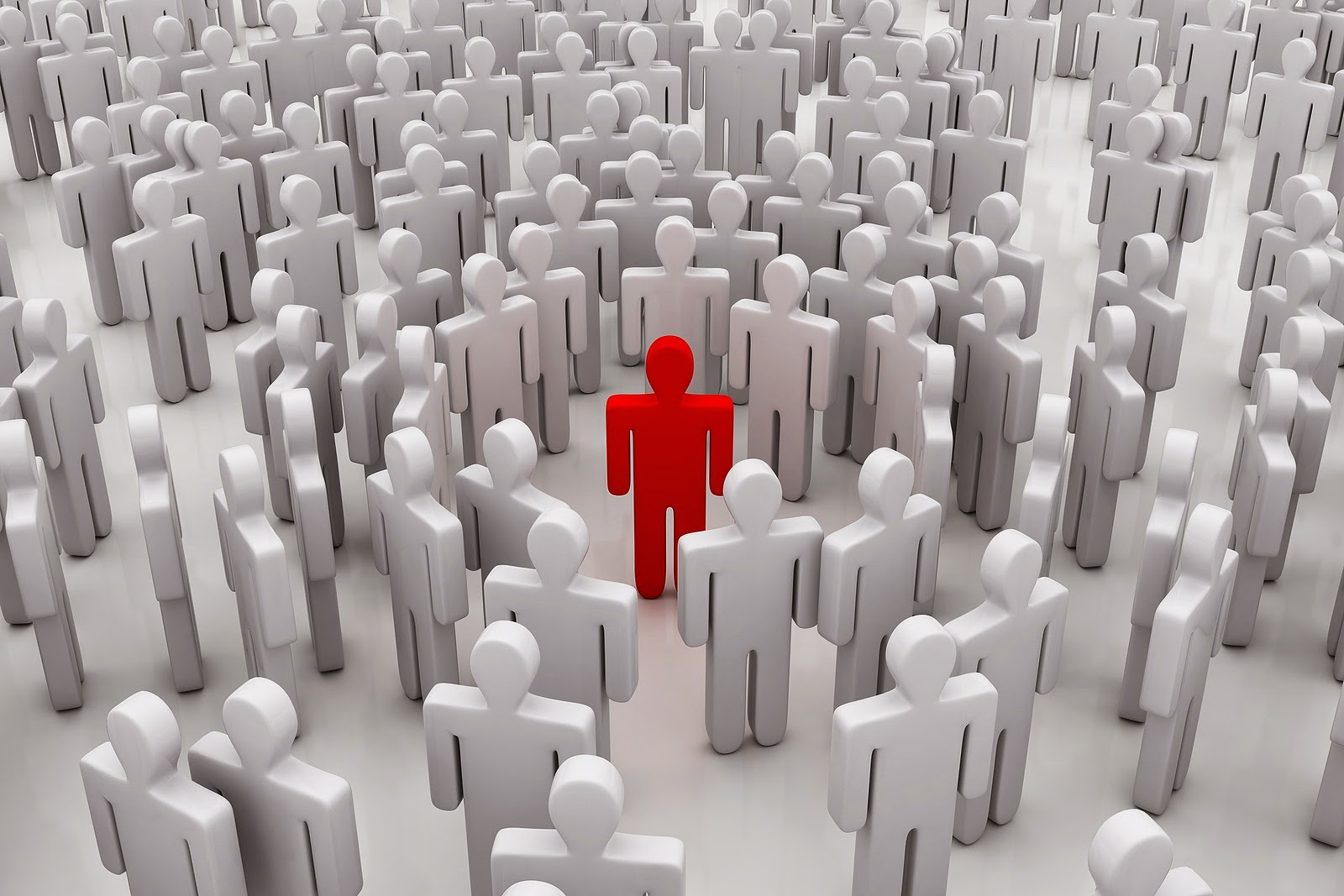 One Person Standing Out In A Crowd 12 Doses of Culture Sh...