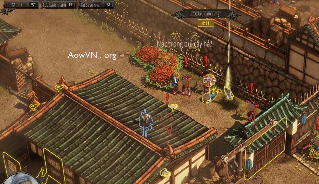 AowVN.org minz%2B%25288%2529 - [ PC 64Bit ] Shadow Tactics: Blades of the Shogun Việt Hoá | Siêu Phẩm Game tuyệt hay