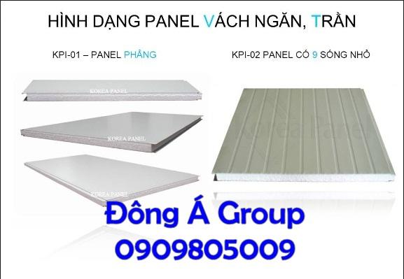 trần panel giá rẻ