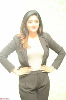 Actress Eesha Looks gorgeous in Blazer and T Shirt at Ami Tumi success meet ~  Exclusive 123.JPG