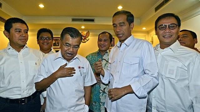 Presiden Joko Widodo Dan Wakil Presiden Jusuf Kalla Akan Segera Bebaskan Ahok Dari Mako Brimob